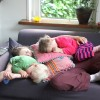 Powernap op de bank